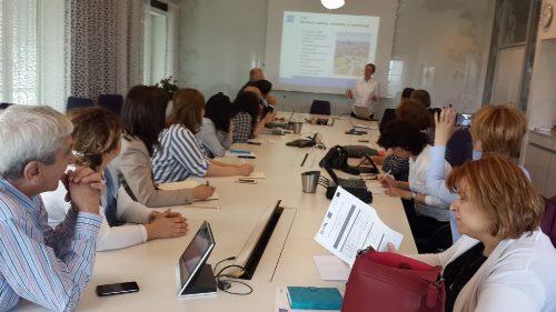 Ուսումնական այց Շվեդիայի Թագավորական տեխնոլոգիական ինստիտուտ