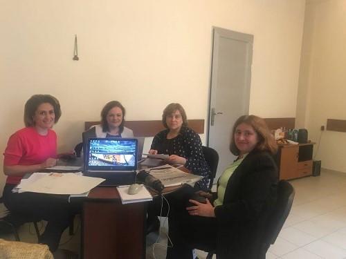 Փախստականների որակավորումների անձնագրերի մեթոդաբանության փորձարկում Երևանում