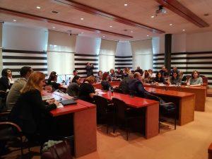 Training in the framework оf Erasmus+ BOOST project
