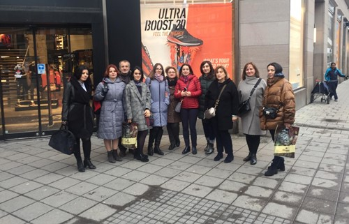 Study Visit to KTH Royal Institute of Technology, Sweden