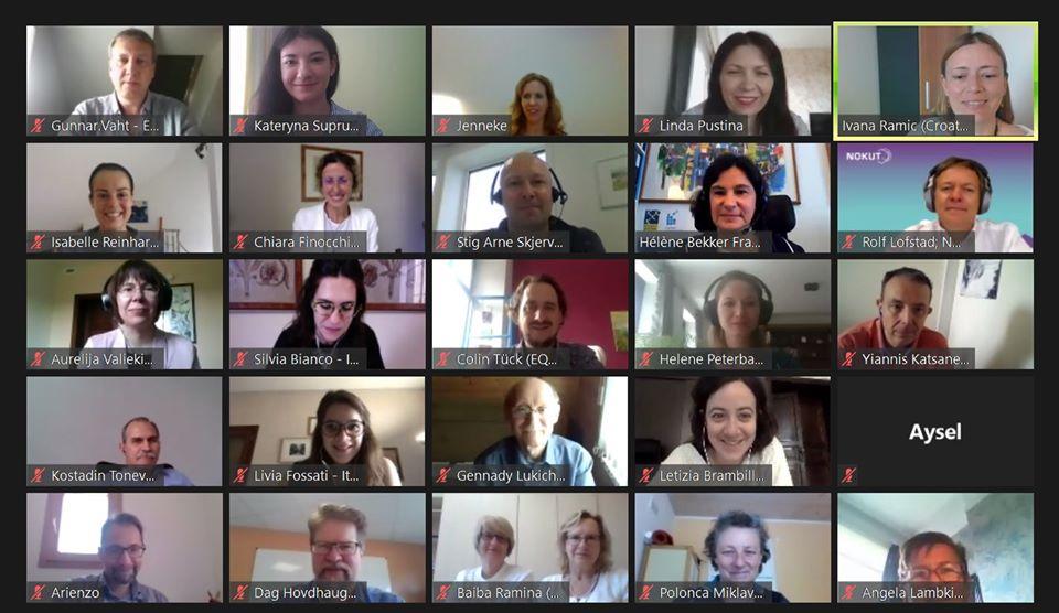 2020 թ. ENIC-NARIC ցանցերի տարեկան ժողով