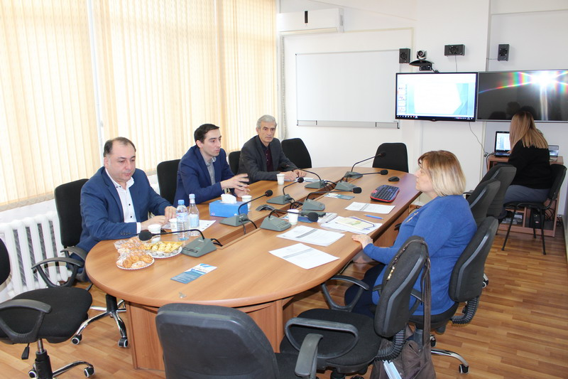 Cooperation between ISEC and ArmEnic